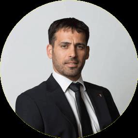 ידידיה בלומהוף - עורך דין משרד הביטחון