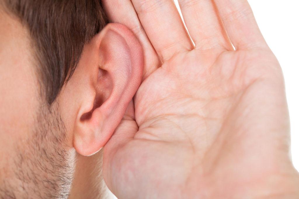 ירידה בשמיעה בצבא - אף אוזן גרון