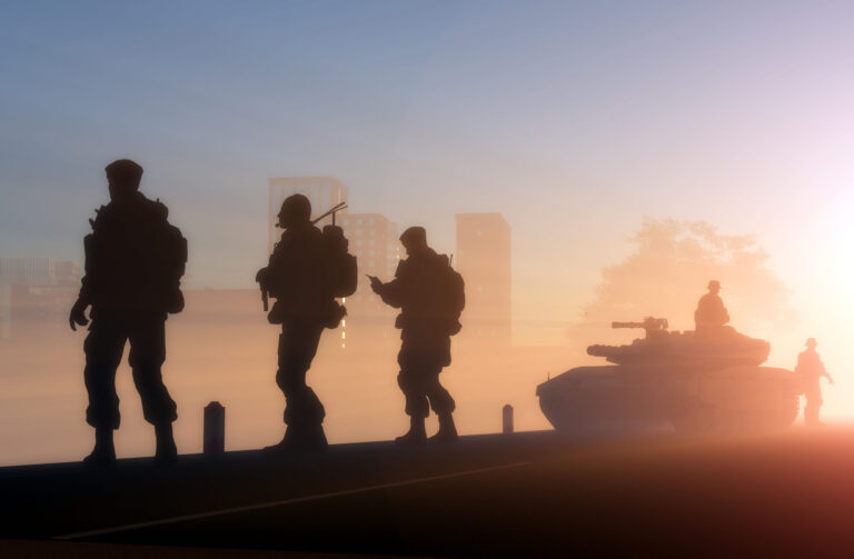 הלם קרב בצבא